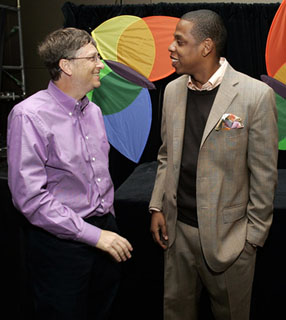 Jay & Bill Gates