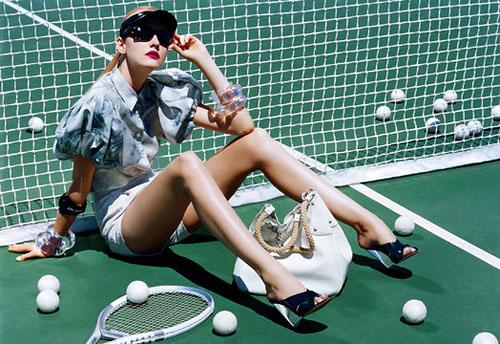commander en ligne grande remise de 2019 meilleur endroit Gala's Guide To Tennis Chic - Gala Darling