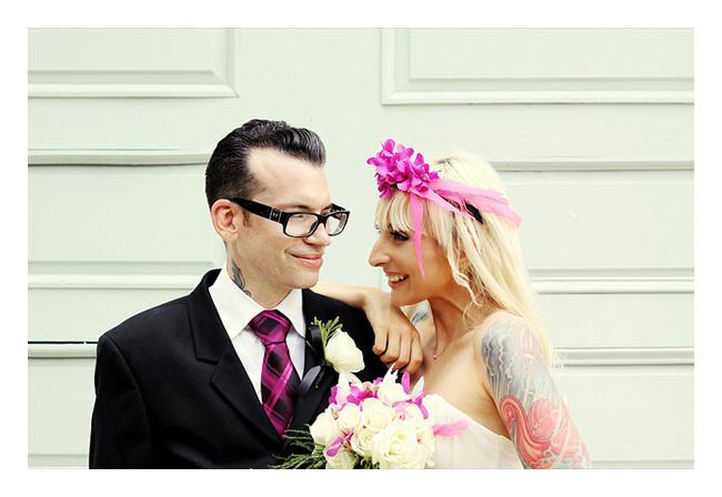 Gala darling wedding