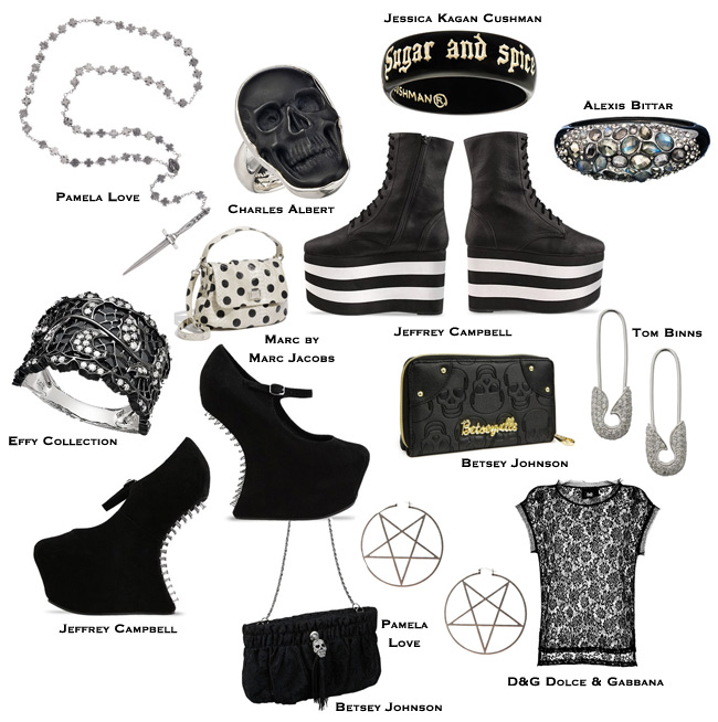An Assortment Of Spooky Goodies To Delight Your Inner Goth