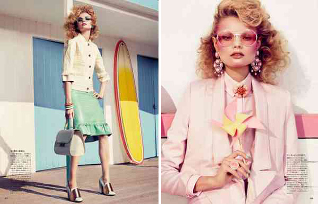 Style Direction 2012: Day Tripping Darling!