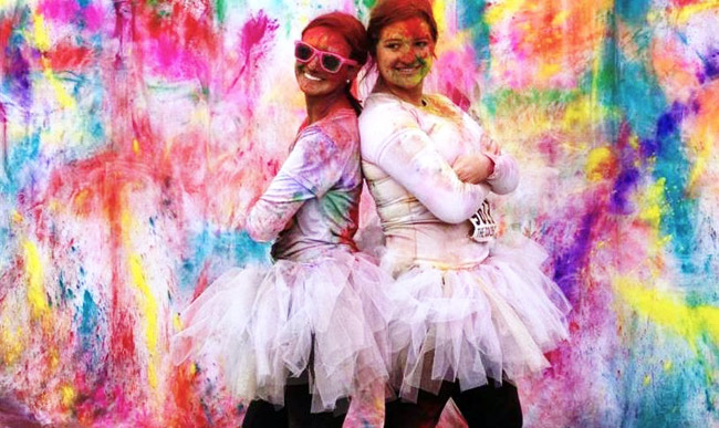 ive always wanted to do a run of some kind but never had much motivation hello gala here is your motivation i told rabbit about it on sunday we are - Poudre Color Run