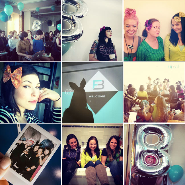 Instagrams from The Blogcademy NYC