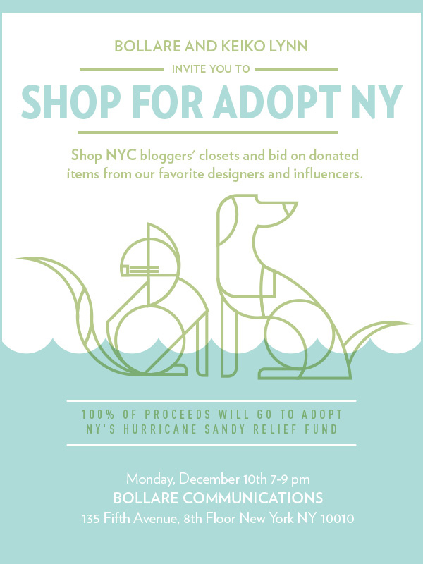 Come Out & Meet Me At Adopt NY!