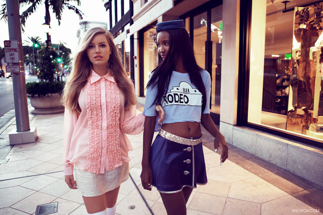 Wildfox's Clueless Lookbook