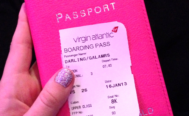 The Great Virgin Upper Class Experience