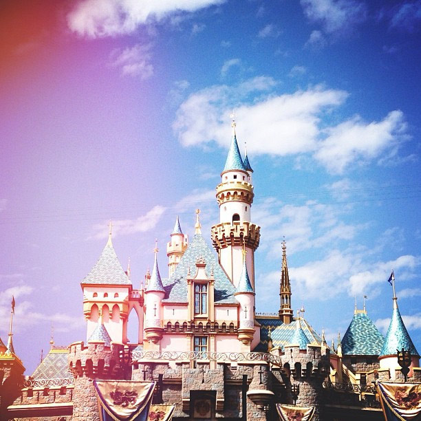 Things I Love Thursday: Disneyland!