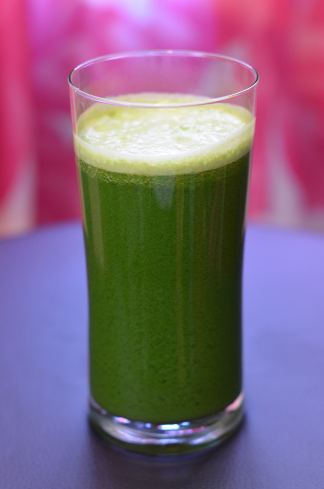 Power Up: Green Juice For Beginners!