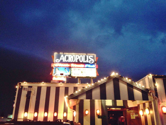 The Acropolis: A Portland must do