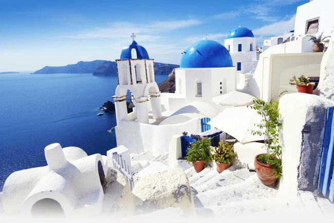 Dreaming Of The Greek Islands