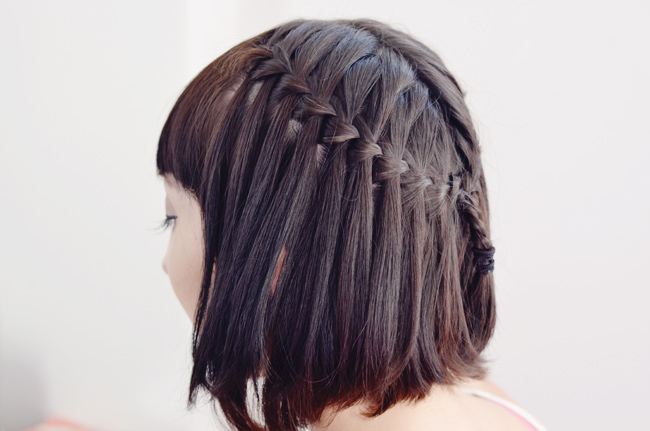 Waterfall Braids: The Perfect Summer Hairstyle?