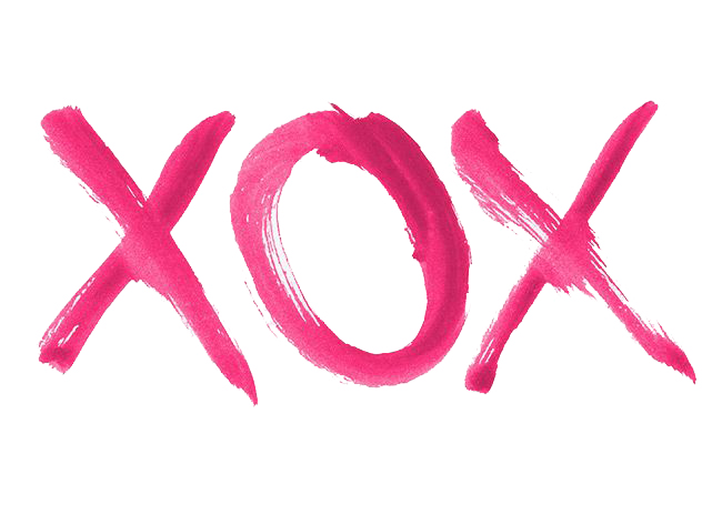 xox by Margaret Berg