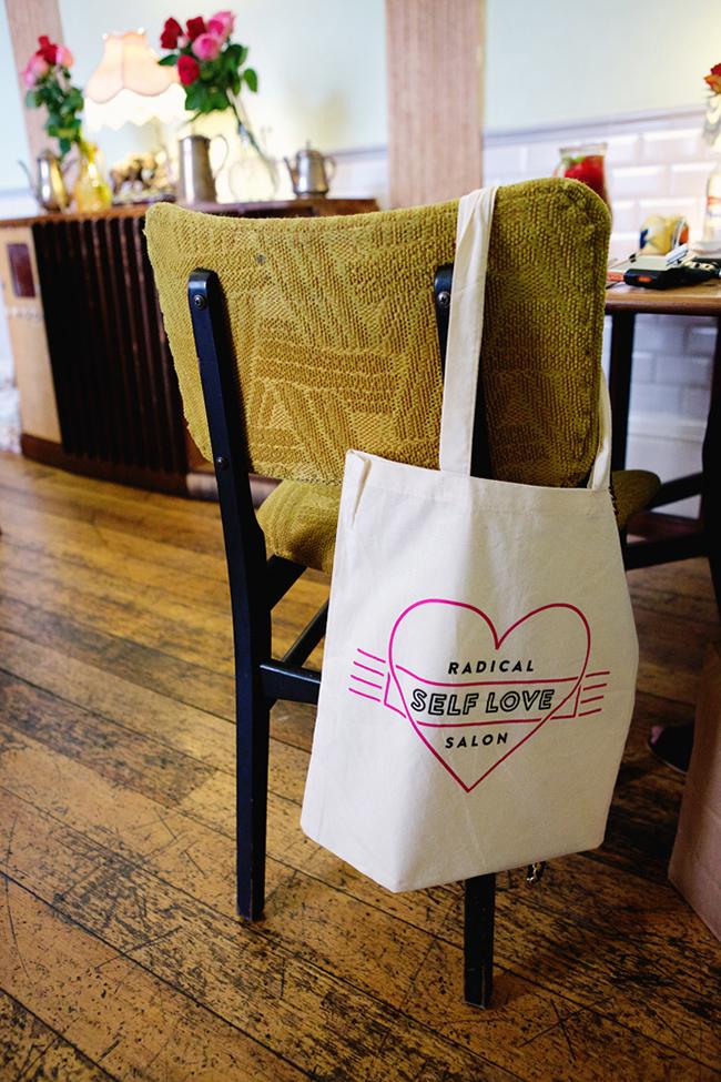 Gala Darling's Radical Self Love Salon Drink Shop Do London