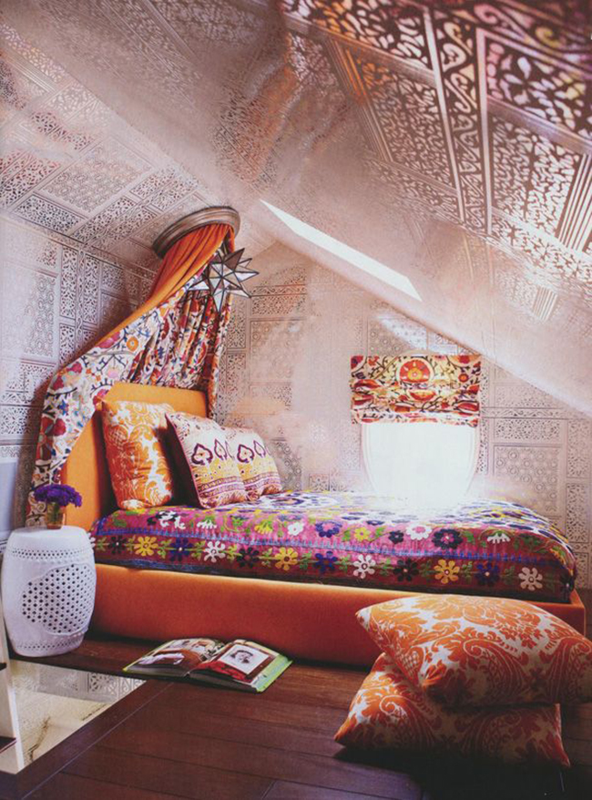 5 Easy Ways To Make Your Bedroom A Magical Hideaway